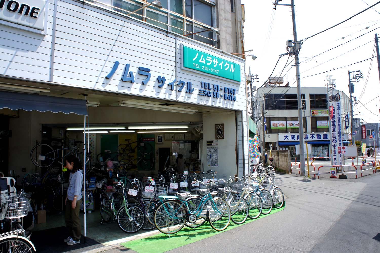 鶴瀬駅前店 -店舗紹介-